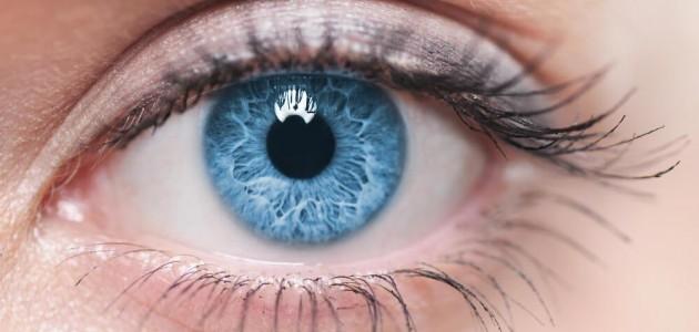 глаз-светло-голубой